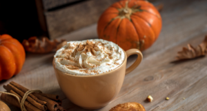 Fall has arrived and who is ready for their pumpkin spice latte, without the guilt